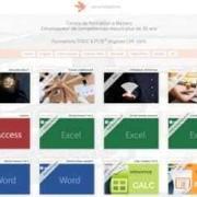 Création de mon premier site professionnel : cpf-beziers