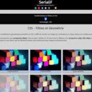 CSS - Filtres et Géométrie